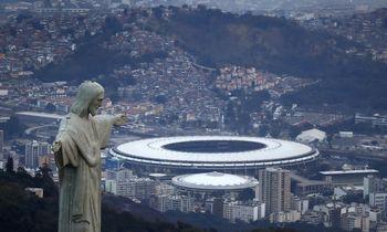 Brazilijoje statoma už esamą dar didesnė Kristaus statula