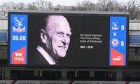 Britanijos karalienės vyro laidotuvės įvyks balandžio 17-ąją