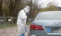 Šeštadienį nustatyti 839 nauji COVID-19 atvejai, mirė 12 žmonių