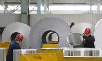 ES įvedė laikinuosius muitus daliai aliuminio importo iš Kinijos