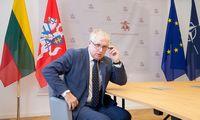 A. Anušauskas: nepatikimi tiekėjai bus eliminuojami iš elektroninių ryšių rinkos