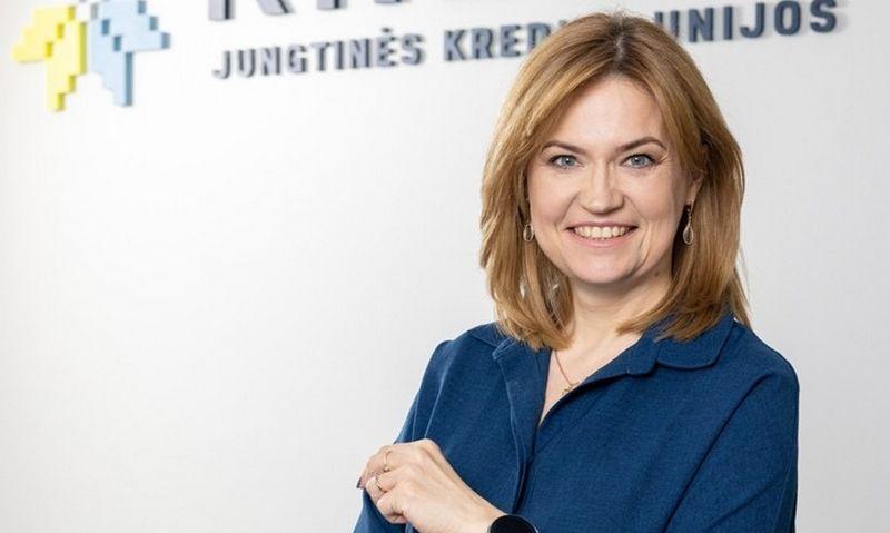 Kristina Simonovič, Jungtinės centrinės kredito unijos administracijos vadovė / valdybos narė.