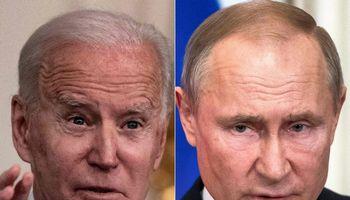 J. Bidenas kviečia V. Putiną į susitikimą, siekia stabilumo