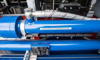 """Estijos """"Elering"""" siūlo Europoje įrengti vandenilio infrastruktūrą, prireiks iki 80 mlrd. Eur"""