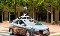 """""""Google Street View"""" automobiliai – vėl Lietuvoje"""