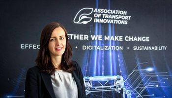 Transporto inovacijų asociacija turi naują direktorę