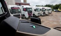 Vežėjai siekia vilkikų vairuotojų kursus palikti kaip darbo rinkos mokymus