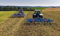 """""""Auga group"""" plečiasi žemės ūkio technikos pardavimų sektoriuje"""