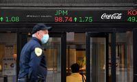 Biržas nugąsdino jei ne infliacija, tai J&J vakcinos tyrimas