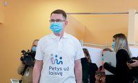 COVID-19 informavimo kampanijai skirta dar 3,3 mln. Eur