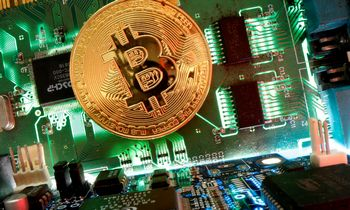 """""""Coinbase"""" listingavimo įelektrintas bitkoinas lipa dar aukščiau"""