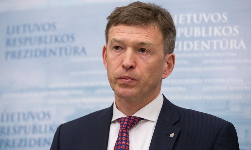 Kęstutis Lisauskas, EY partneris.  Vladimiro Ivanovo (VŽ) nuotr.