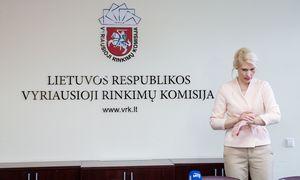Seimo laukia diskusijos dėl naujojo VRK vadovo