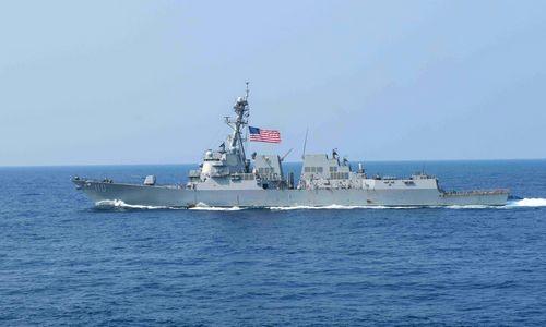 Turkija: JAV kol kas atsisakė planų dislokuoti Juodojoje jūroje du karo laivus