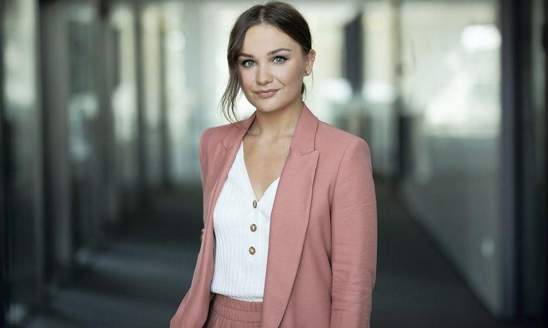 """Greta Šiaučiulytė, """"Swedbank"""" Investavimo produktų srities vadovė."""