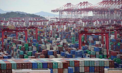 Kinijos ekonomika I ketv. augo 18,3%