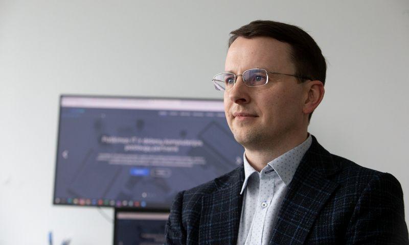 """Marijus Strončikas, UAB """"Alantic"""" direktorius, bendraturtis. Vladimiro Ivanovo (VŽ) nuotr."""