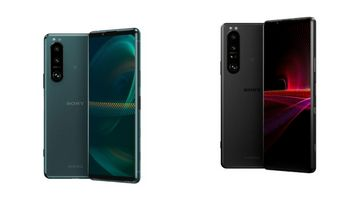"""""""Sony"""" pristatė du naujus """"Xperia"""" serijos telefonus"""