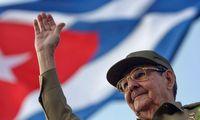Atsistatydino Kubos lyderis R. Castro: šeimos valdymo epocha baigta