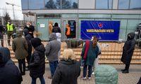"""Lietuva vėl """"juodojoje"""" zonoje: 100.000 gyventojų tenka per 500 COVID-19 atvejų"""