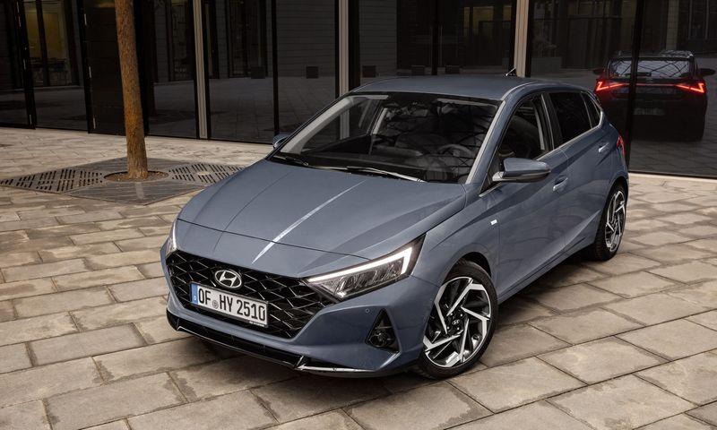 """Nauju dizainu gamintojas siekia sukurti daugiau """"emocinės vertės"""". """"Hyundai Motor Europe GmbH"""" nuotr."""