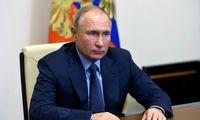 V. Putinas dalyvaus tarptautiniame viršūnių susitikime