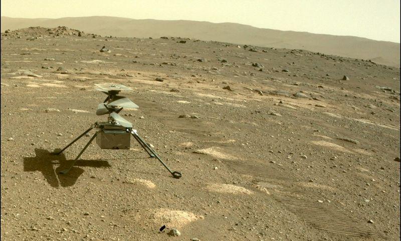 "NASA (""Scanpix"" / AFP) nuotr."