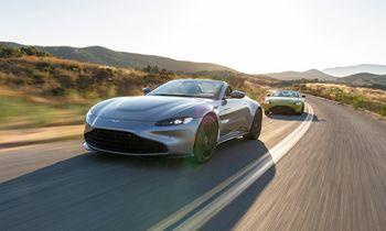 """Lietuvoje duris atvers pirmoji oficiali """"Aston Martin"""" atstovybė"""