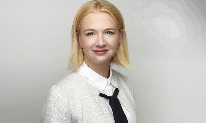 """""""Novian Systems"""" generalinė direktorė Elena Vengrienė."""