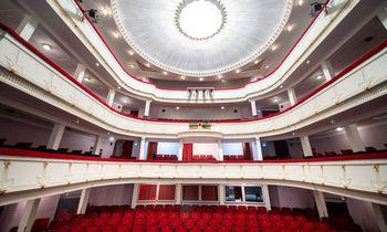 Kaunas kurs pirmąją Lietuvoje scenos menų mokyklą