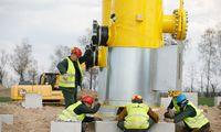 Ministras: GIPL suteiks naujų galimybių Lietuvos dujų rinkai