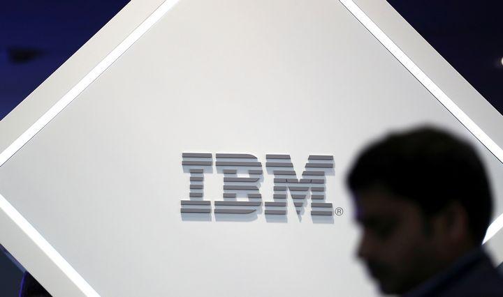 JAV kompiuterių milžinė IBM pranešė apie geresnius nei tikėtasi rezultatus