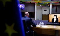 Sakartvelo valdančioji partija ir opozicija pasirašė ES remiamą paktą krizei užbaigti