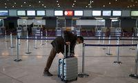 Prancūzija pirmojiES išbando COVID-19 žaliąjį keliavimo pasą