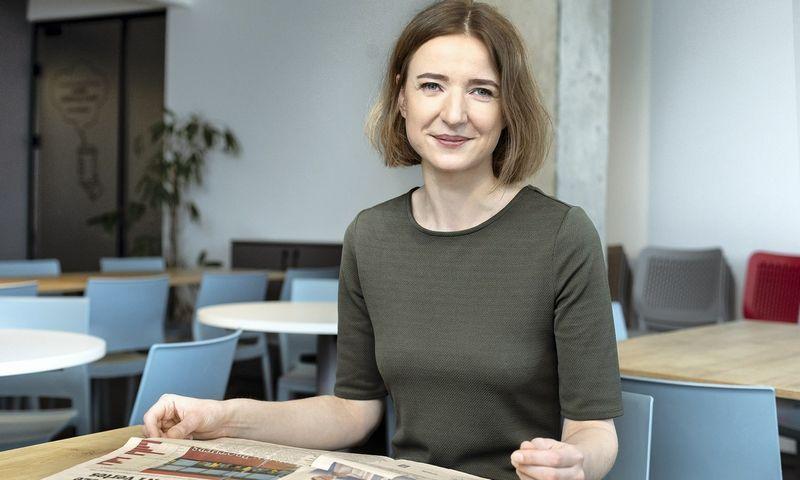 Eglė Urbonavičienė, GENERAL FINANCING BANKO duomenų apsaugos pareigūnė.