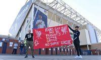 Futbolo lygų karai dėl milijardų: katė maiše ir reklamos užsakovams, ir transliuotojams