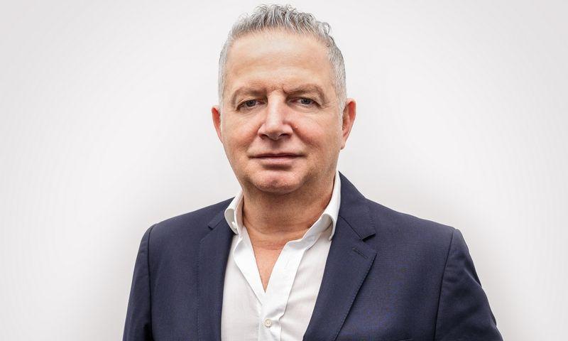 """Efe Kesenas, """"Coral Travel"""" generalinis direktorius Baltijos šalims. Įmonės nuotr."""
