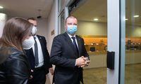 S. Skvernelis pripažįsta: išėjus R. Karbauskiui frakcija pasikeitė į geresnę pusę