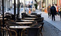 Dalį senamiesčio gatvių Vilnius atiduoda kavinėms ir pėstiesiems