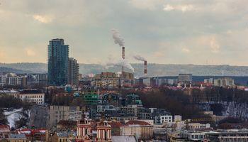 Vilniuje daugiau pastatų turės būti planuojami rengiant architektūrinį konkursą