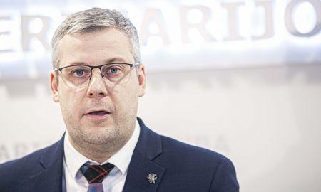 M. Staškevičius paskirtas Maisto ir veterinarijos tarnybos vadovu