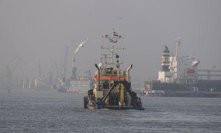 Pirmąjį Klaipėdos uosto ketvirtį gelbėjo trąšų ir ro-ro kroviniai
