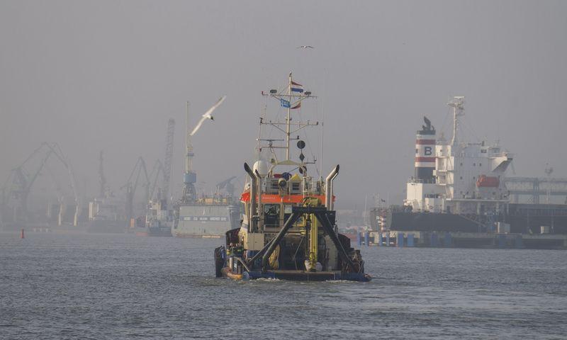 Klaipėdos uostas išlaiko pernykštes krovos apimtis. Algimanto Kalvaičio nuotr.