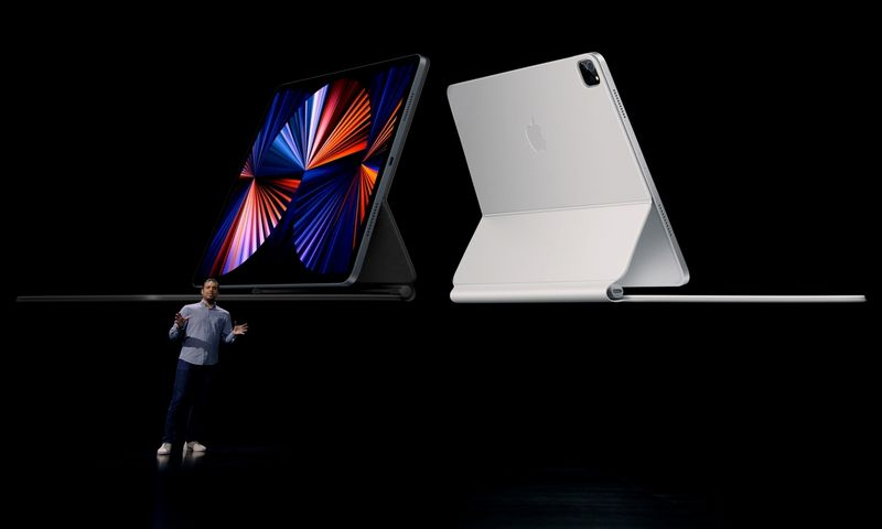 """iPad Pro"" pristatymas.""Reuters"" – ""Scanpix"" nuotr."