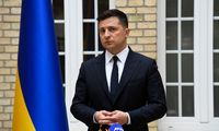 V. Zelenskis ragina V. Putiną susitikti konflikto draskomoje Rytų Ukrainoje