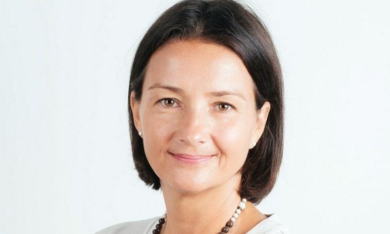 Karalienės Mortos mokyklos  direktorė Jurga Busilienė.