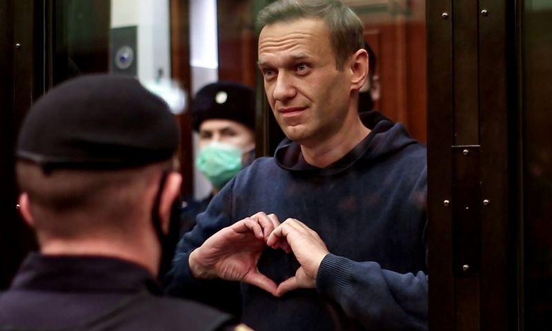 Aleksejus Navalnas. Reuters/Scanpix nuotr.