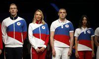 Tokijo olimpiadoje vietoj Rusijos himno skambės P. Čaikovskio kūrinys