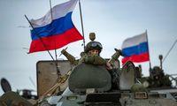 Rusijaatitraukskariuomenę, sutelktą pasienyje su Ukraina