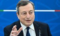 M. Draghi planuoja 220 mlrd. Eur vertės Italijos ekonomikos pertvarką